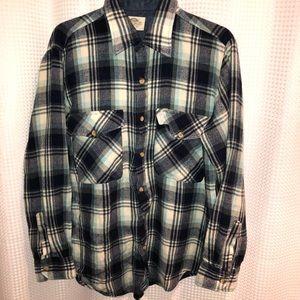 Unisex flannel/sweater/jacket